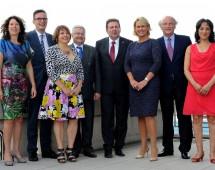 Le nouveau Gouvernement bruxellois et les secrétaires d'Etat régionaux
