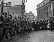 Exposition «Bruxelles sous l'occupation nazie 1940 -1945»